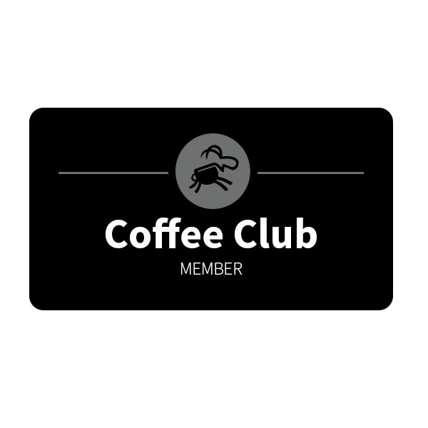 Coffee Club Membership
